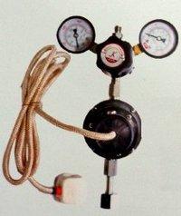 Nitrox Gas Heator With Regulator