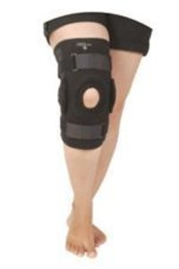 Hinged Knee Support Deluxe Neoprene