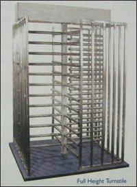 Full Height Turnstile (HT-1000)