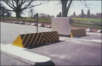 HOM Automatic Road Blocker
