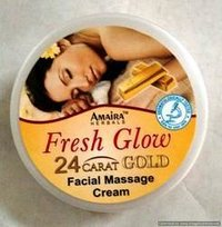 Gold Facial Massage Cream