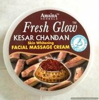 Saffron And Sandal Facial Massage Cream