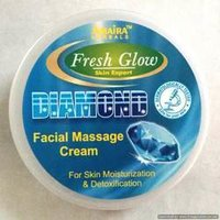 Diamond Facial Massage Cream