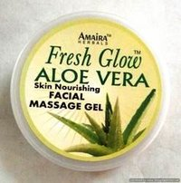 Aloe Vera Skin Nourishing Facial Massage Gel