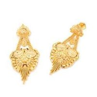 Artificial Gold Plated Earrings