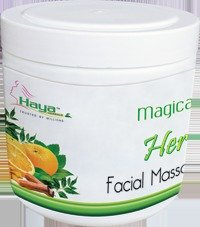 Herbal Facial Massage Cream