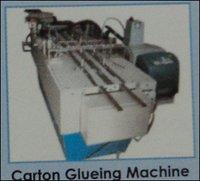 Carton Glueing Machine
