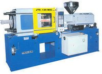 Screw Type Plastic Injection Moulding Machine