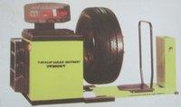 Commercial Vehicle Wheel Balancer