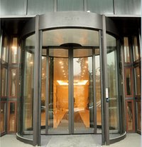 Pard-TF2000B The Two Wing Automatic Revolving Door