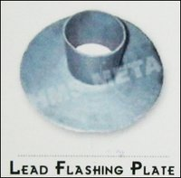Lead Flashing Plate
