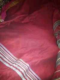 Indian Cotton Silk Saree With Stripes