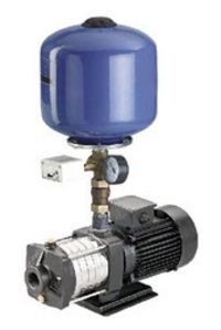 Multistage Horizontal Booster Pumps