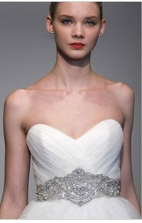Hand Embroidered Wedding Gowns