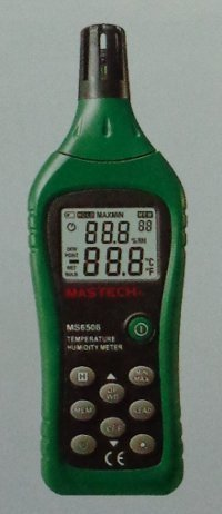 Temperature and Humidity Meter (MS6508)