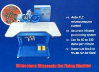 Rhinestone Ultrasonic Hot Fixing Machine