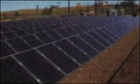 Grid Tied Solar Power Plant