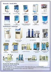 WATER EX 9 Stage RO System