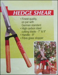 Hedge Shear