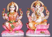 Laxmi Ganesha Statue