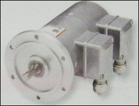 Incremental Shaft Encoder With Mechanical Speed Switch