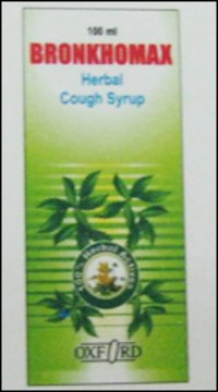 Bronkhomax Herbal Cough Syrup