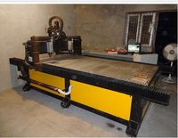CNC Router Woodworking Machine (8014HD)