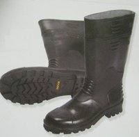 Gumboot with Steel Toe