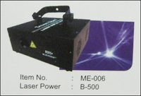 Me006 Laser Effects Machines