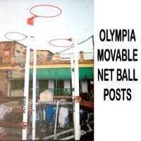 Movable Net Ball Post