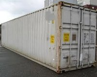 Light Weight Pre Used Container