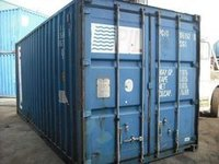 Heavy Weight Pre Used Container
