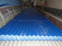 PVC Plastic Roof Shingle