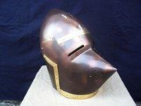 Pigface Bascinet Helmet