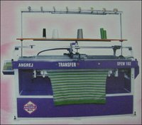 Fully Computerized Transfer Flat Bed Knitting Machine