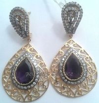 Artificial Antique Earrings