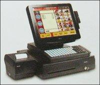 Touch Screen Billing Machine