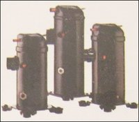 Llz Series Vapor Injection-Scroll Compressors (4-10hp)