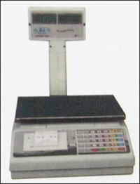 Weighing And Billing Machine