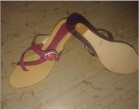 Women Leather Chappal