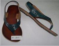 Unique Leather Chappal