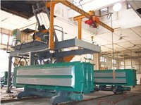 Gypsum Partition Board Production Machine