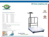Platform Type Weighing Machine