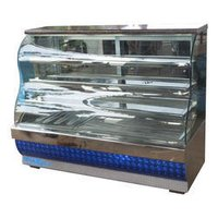 Sweets Glass Display Counter