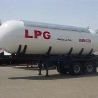 Lpg Storage Tank