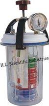 Anaerobic Culture Gas Pack Jar