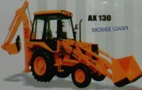 Backhoe loader AX-130