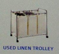 Used Linen Trolley