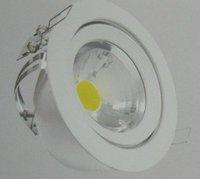 LED Gimbal Round Downlights