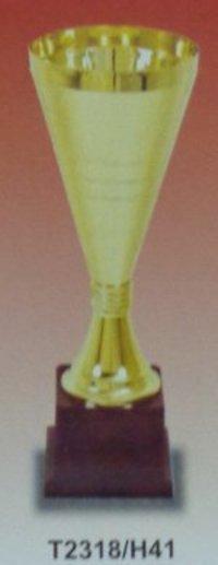 Metal Trophies (T2318/H41)